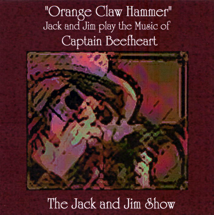 2003 Orange Claw Hammer