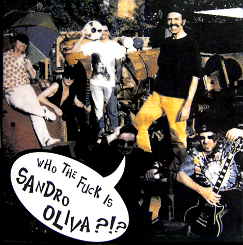 1994 WhoThe Fuck is Sandro Oliva