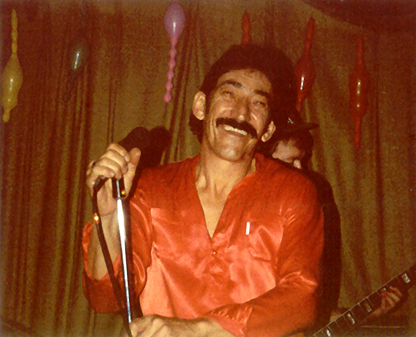 1982-3 New Year at the Cabaret